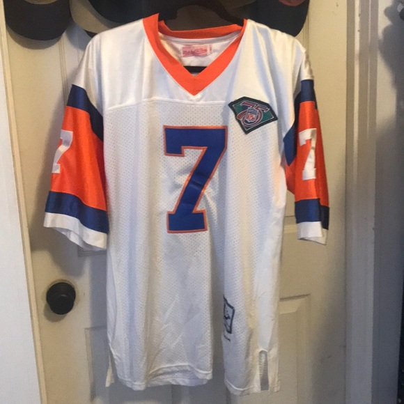 newest 5c51e b195a Men's football jersey John Elway Denver Broncos